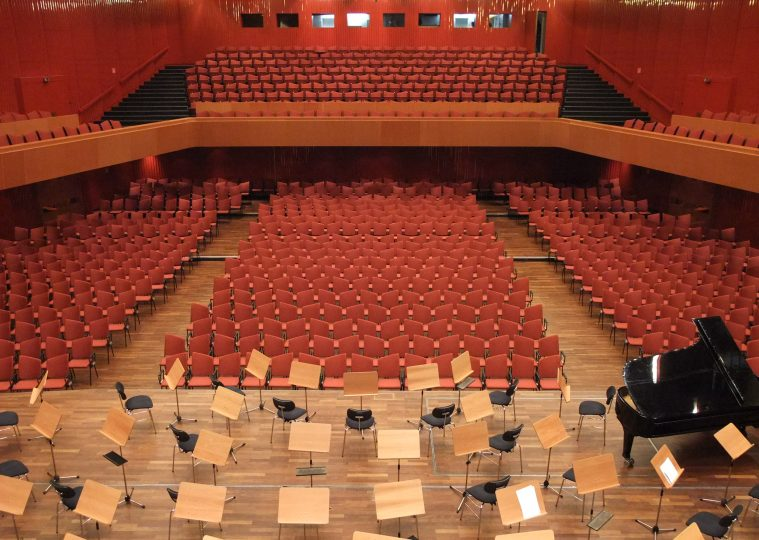 Grosser Saal der Congresshalle