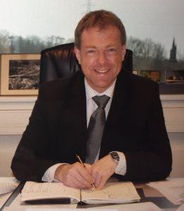 Portrait Michael Hoppstaedter Kaufmännischer Geschäftsführer Congress-Centrum Saar GmbH