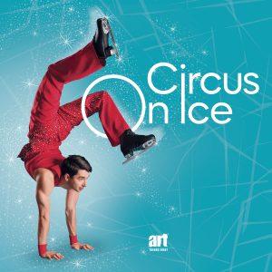 Circus on Ice Pressefoto quadratisch