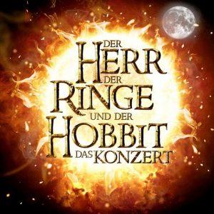 Logo Herr der Ringe und Der Hobbit