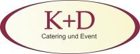 Logo K und D Catering und Event