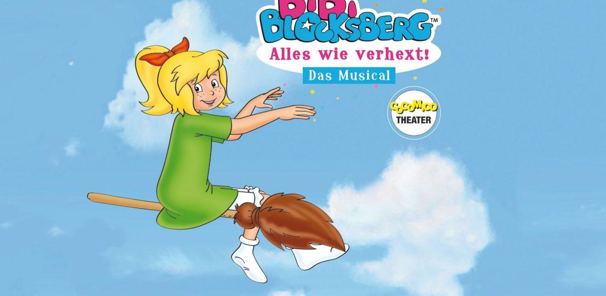 Plakatmotiv Bibi Blocksberg Alles wie verhext