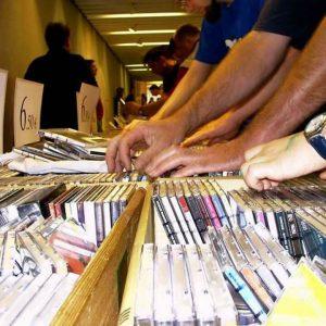 Pressebild quadratisch CD und Schallplattenboerse