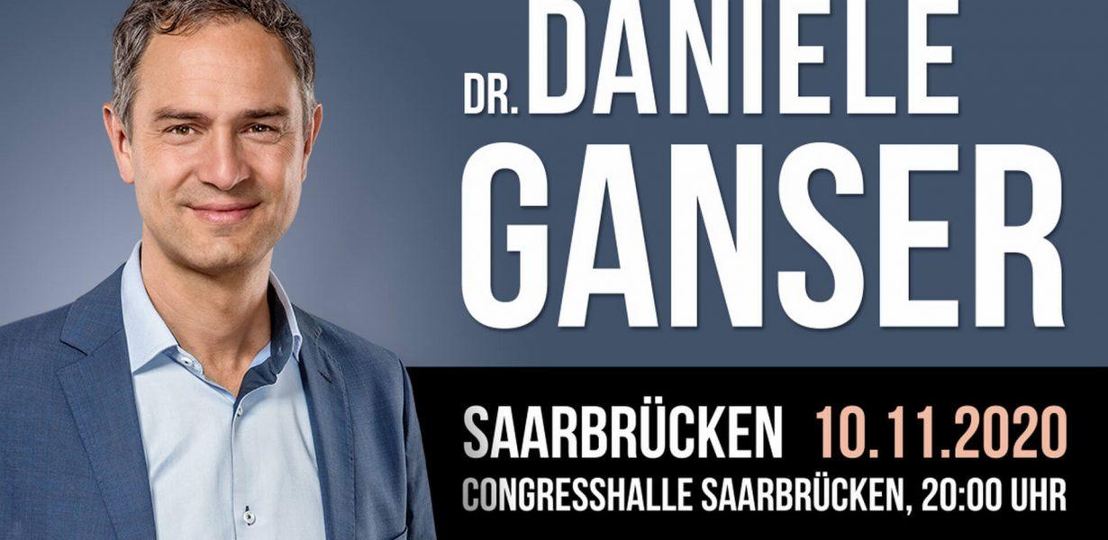 Pressefoto Vortrag Daniele Ganser