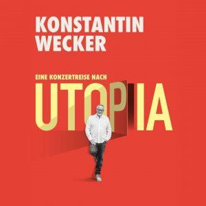 Pressefoto quadratisch Konstantin Wecker Utopia