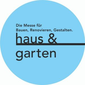 Logo Haus uns Garten Messe Saar