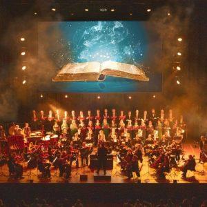 Pressebild The Music of Harry Potter quadratisch Highlight Concerts GmbH