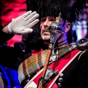 The Scottish Music Parade - Pressefoto